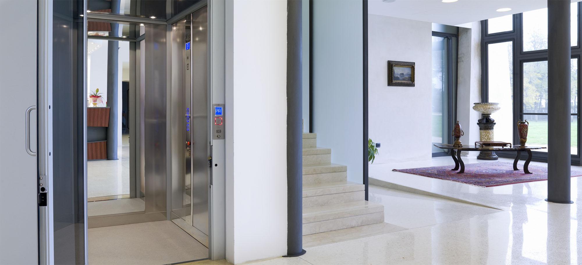 как устроены лифты в частном доме