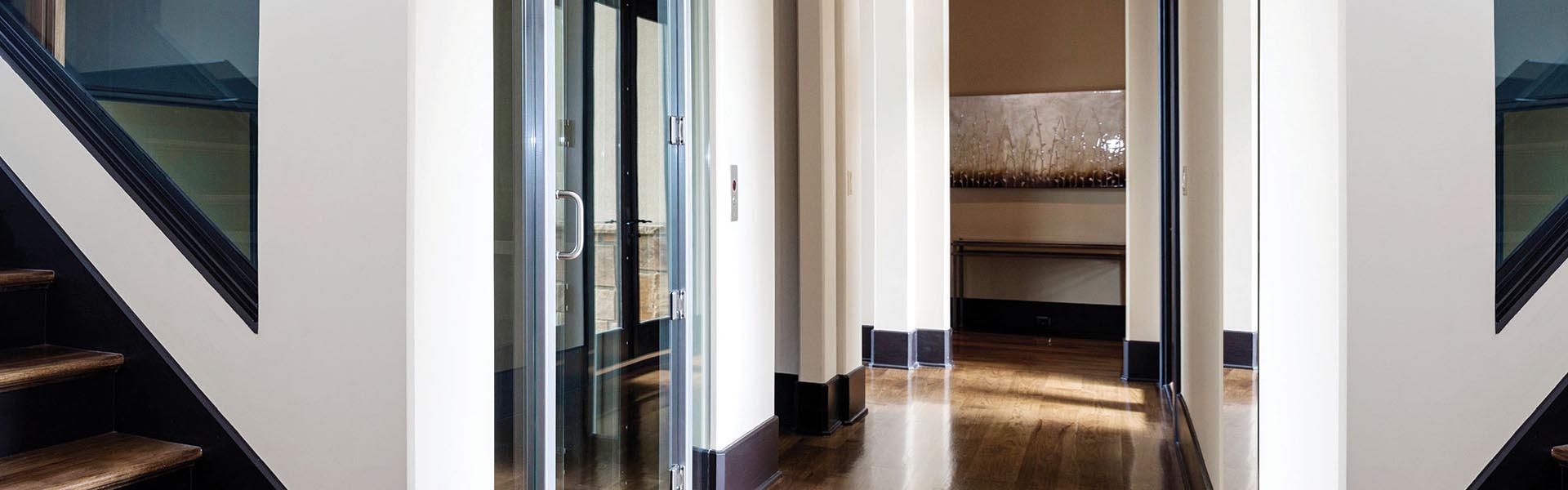 как устроены лифты для коттеджей